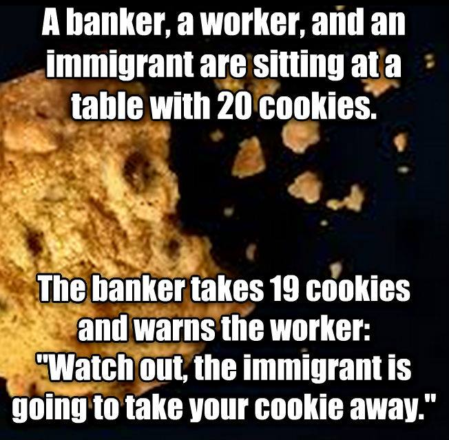 The cookie story published by The Other 98%